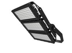 Flut-Stadion-Licht 240With300With400With500With600With720With800With900With1000With1200W der Scheinwerfer-hoher Mast-Kanal-im Freien Projektor-Stadion-Tennis-Sport-Gerichts-Beleuchtung-LED