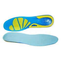 발바닥 Fasciitis 발뒤꿈치 박차 운영하는 충격 흡수를 위한 실리콘 젤 안창은 아치 정형외과 방석을 덧댄다