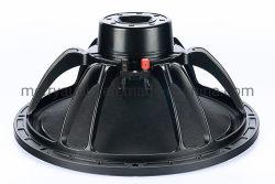 직업적인 시끄러운 스피커 저음 스피커 운전사 15 인치 네오디뮴 성과 KTV