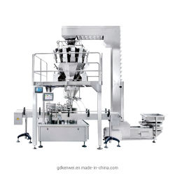 La machine de production des aliments en conserve de haricots Mise en conserve de fruits et légumes la machine