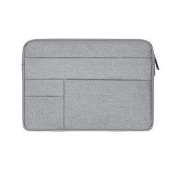Sacchetto di nylon impermeabile multifunzionale del manicotto del computer portatile da 13 pollici per MacBook Pro