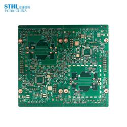 빠른 리드타임 1-8 층 유연한 엄밀한 인쇄된 PCB 회로판