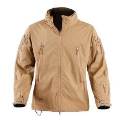 cappotto asciutto rapido dell'esercito del rivestimento sottile militare antivento 4colors