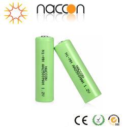 Produits numériques 1,2V AA 2500mAh NiMH rechargeable Ni-MH Alimentation de la batterie