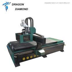 CNCのルーター1325の価格の木工業の彫版機械広告