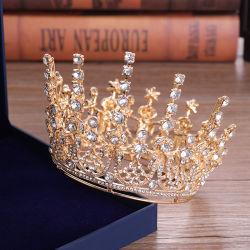 Mode bijoux mariage Coiffure de cristal Tiara