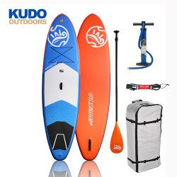Inflables capas dobles Stand Up Paddle Board de la SUP