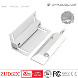 Verdrahteter Metallwalzen-Gatter-Tür-Fenster-Fühler-magnetische Kontakt-Warnungs-REED-Schalter
