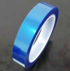 Полиэфирная пленка силиконового герметика-Die Cut голубой лентой ПЭТ-пленка