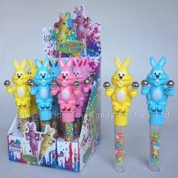 Jouet de folie de lapin avec des bonbons dans les jouets pour enfants Jouets