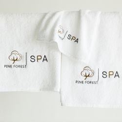 De 100% Gekamde Katoenen Reeksen van de Handdoek voor Hotel /SPA (DPF10702)