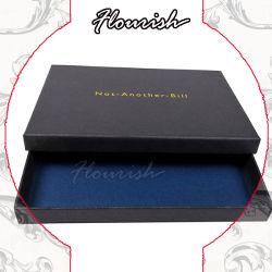 ハイエンド耐久のボール紙のスーツの包装の紙箱の人のワイシャツボックス
