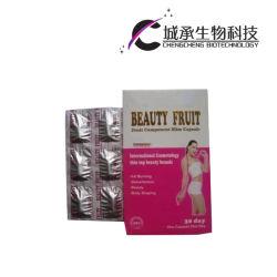 Las cápsulas de pérdida de peso de fruta de la belleza del cuerpo adelgazar