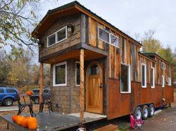 Prefab elevadas normas de qualidade Pequena Casa para viajar