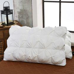 Venda por grosso de enchimento de almofadas de cama Hotel & página de tecido de algodão luxo de 60% Goose/Duck travesseiro pão para baixo