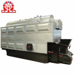 غلاية فحم مبشورة مع Stoker للتغذية الزائدة للصناعة