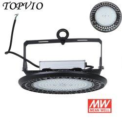 Означает а также Драйвер LED высокой Bay лампа 60 Вт 100W 150 Вт 200W UFO склад промышленного высокий Bay освещения