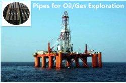 API 5L de Rang van het Staal P110, L80, Q125, J55, K55 de Naadloze Pijp van het Staal voor Olie & Gas