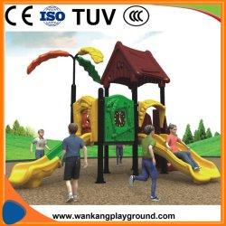 Los niños de jardín equipos de reproducción de diapositivas al aire libre (WK-18106A)