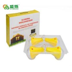 Solar Energyシステムはリモート・コントロール再充電可能な小型ホーム携帯用ライトおよび防水スイッチをつける