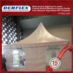 高強度 550g PVC ターポリン防水テントカバー