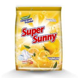 polvere di sapone ricca della lavanderia della gomma piuma Nizza del limone 400g/polvere detersiva