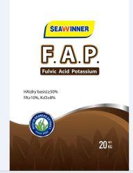 L'acide fulvique potassium