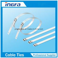 Professional Fabricant de gros des attaches de câble en acier inoxydable