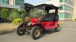 고성능 Blac 전기 개인적인 수송 차량