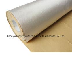 Adhesivo fuerte tejido de fibra de vidrio de aislamiento térmico.
