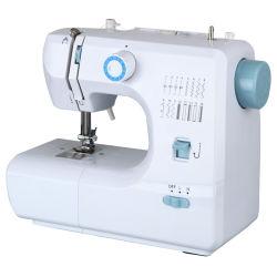Bordados computadorizado Mini máquina de costura overloque doméstico (doméstica FHSM-700)