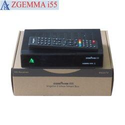 2017 verdadeira Zgemma I55 Enigma2 Linux Caixa de TV de IPTV com função de IP SAT