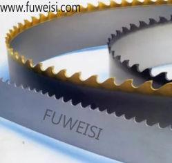<FUWEISI> M42 M51 de la sierra de cinta bimetal de carburo TCT hoja para cortar metal y acero y madera.