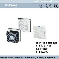 2019 популярных фильтр и электровентилятора системы охлаждения двигателя с помощью индикатора с логотипом, UL94V0 используется для корпуса панели управления (FF145)