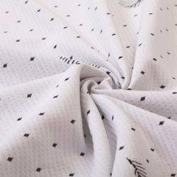 Bed Bug Funda de colchón y almohada de poliéster tela con patrones de Jacquard en 3D.