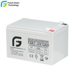 12V12ah energia energia UPS VRLA Bateria de ciclo profundo