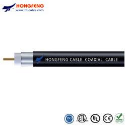 Câble coaxial de la communication de HFC Hardline qr540