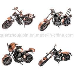 شركة OEM للبيع الساخن دراجة نارية معدنية للزينة