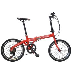 OEM Douane 21 het Toestel die van de Snelheid Gebruikte Fiets Bike/Ce vouwen het Vouwen van Fietsen voor het Beste Aluminium die van de Kwaliteit van /Good van Volwassenen Cycli vouwen