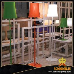 Indicatore luminoso moderno del basamento di vetro e del metallo per salotto (ML10590-1-300)