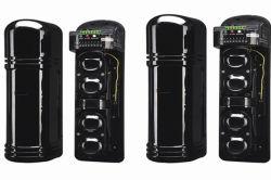 4 poutres détecteur photoélectrique active intrus Abh-100/150/200/250/300 capteurs de faisceau