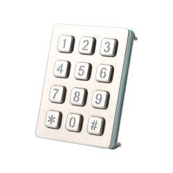 [3إكس4] زرقاء [بكليت] [ستينلسّ ستيل] لوحة أرقام