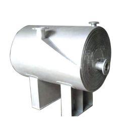 Aço inoxidável / aço carbono/permutador de calor de placas em espiral de titânio para a fábrica de petróleo usina de etanol