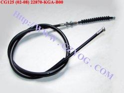 De Kabel van de Koppeling van de Toebehoren van de Motorfiets van de Vervangstukken van de motorfiets voor Cg125