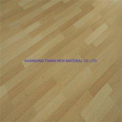 HDF 8mm piso laminado MDF 8mm piso laminado de fibra de madeira Piso Superfície laminado