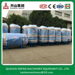 Contenitore di gas in acciaio inox 500L 2,5 MPa per Compressore