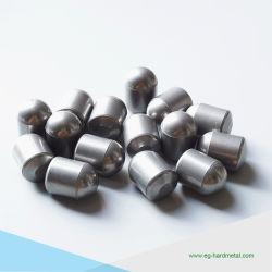Mineração fabricante insertos de carboneto de tungstênio/Botões/Bits/Dicas/Dentes