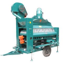La semilla de grano de la gravedad de la planta de separación para todo tipo de procesamiento de semillas de grano