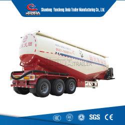 Китай непосредственно на заводе Jinda 4мосты 40 тонн муки основную часть бака прицепа/основную часть цемента бак прицепа для зажигания /порошок/цемента транспорта