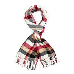 Le pashmina en cachemire mode Tassel foulard doux chaleureux d'hiver